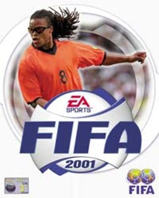 لعبة القدم الرائعة fifa 2001